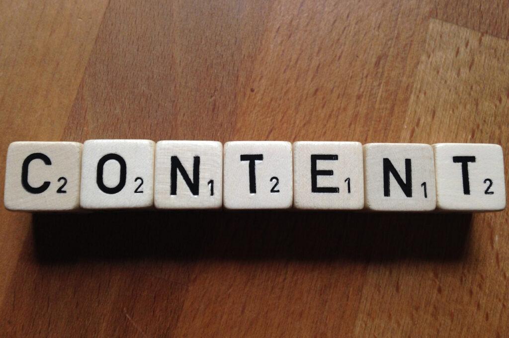 Landingpages erstellen - Content, Inhalt, Form